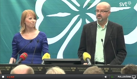 Lööf proposed as new Centre Party head