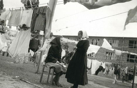 Refugees airing East Germany's dirty laundry