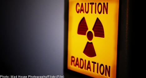Swede held for building nuclear reactor in his kitchen
