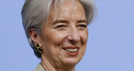 Lagarde faces French court probe