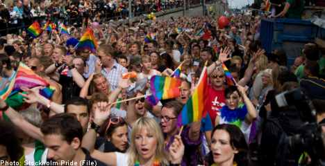 The Local's Quick Guide to Stockholm Pride 2011