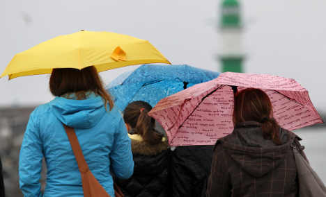 Cooler days mark end to wet and grey summer