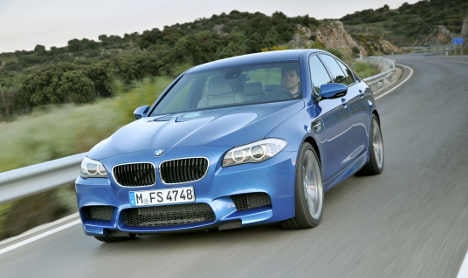Demand for luxury cars drives BMW results