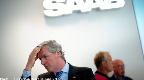 Saab unions demand answers from CEO