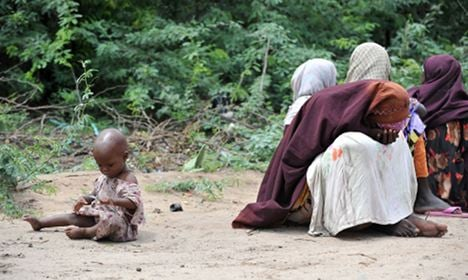 Germans donating more to help famine-hit East Africa