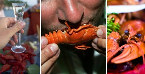 Crayfish: the messiest party of the year