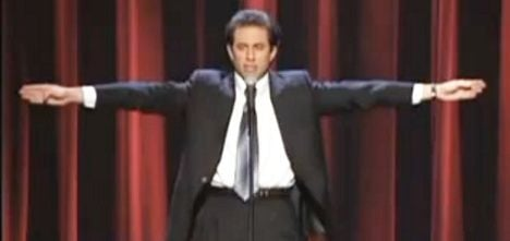 Jerry Seinfeld to bring one man show to Paris
