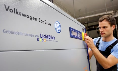 VW set to invest in renewable energy