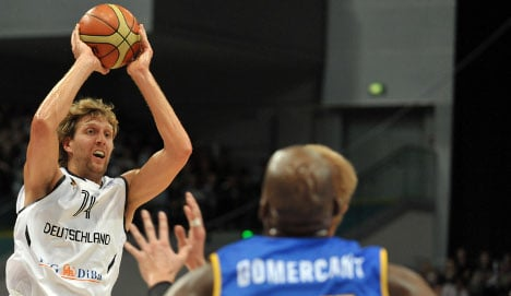 Nowitzki hoping to lead Germany to glory at EuroBasket