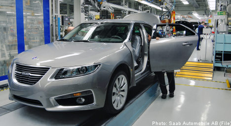 New share issue to help raise quick cash for Saab