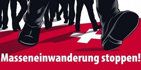 Swiss conservatives split by immigration campaign