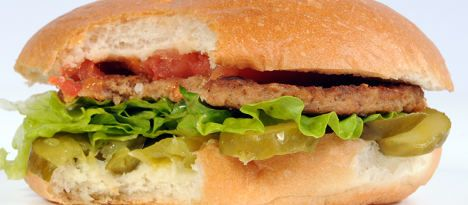 Woman finds human tooth in hamburger
