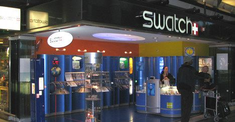Swatch confirms competition probe