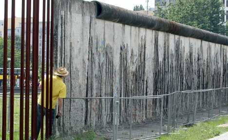 Berlin tries to preserve remaining traces of the Wall