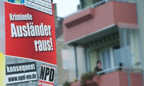'Something is deeply wrong when the NPD is more successful than the FDP'