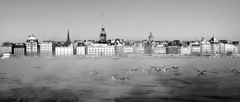 Capturing the beauty of Stockholm