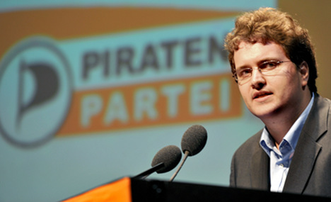 Pirate Party dreams of Bundestag booty