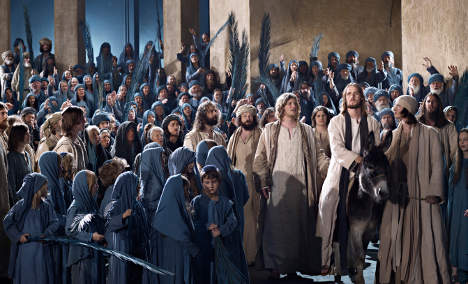 Fury as Munich keeps kids' fee from Passion Play performances