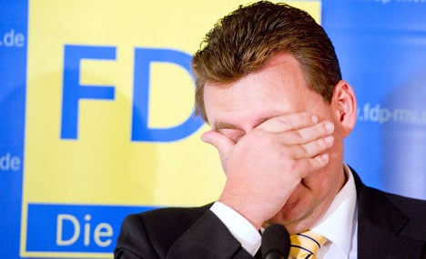 Most Germans unhappy with squabbling government coalition
