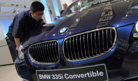 BMW to develop electric car for Chinese market