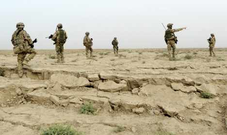 Soldier suicide rates high on missions abroad