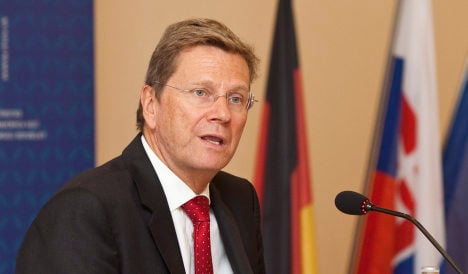 Westerwelle: Germany 'very worried' about flotilla row