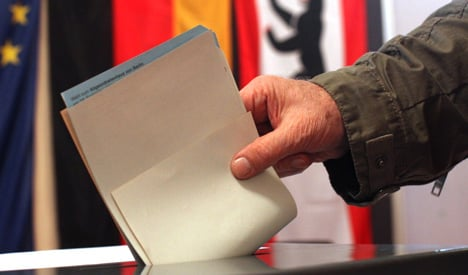 Berlin goes to the polls