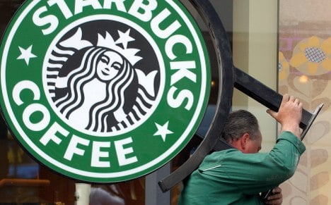 Starbucks aims to treble its cafes in Germany