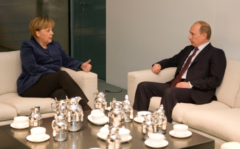 Berlin suggests sending election observers to Russia