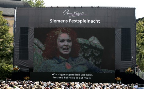 Siemens pulls out of Bayreuth sponsorship