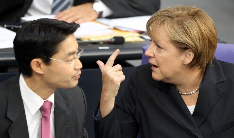 'The failure of the FDP is a further weakening of Merkel's coalition'