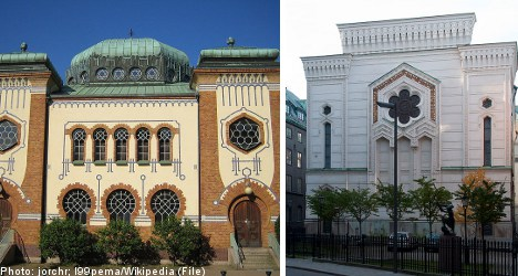 New millions for Swedish synagogue security