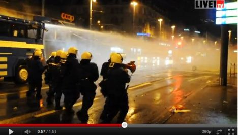 Prosecutors criticised for holding Zurich rioters