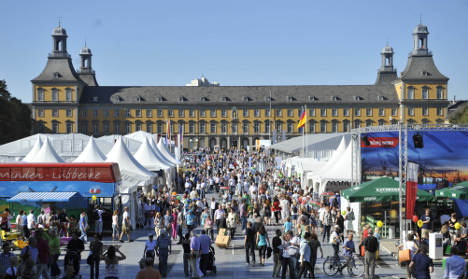 Bonn focus for Unity Day and NRW celebrations