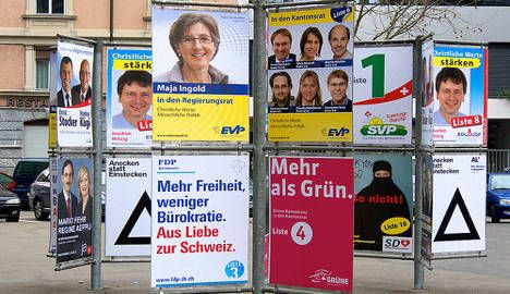 Swiss elections – a battle for the centre
