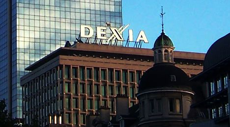 France says Dexia bailout won't hurt credit rating