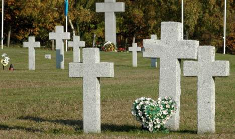 Over 600 German WWII soldiers buried in Poland