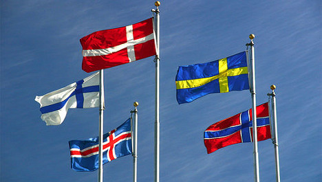 Expert: build Nordic union 'if the euro falls'