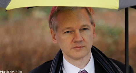 Court sets date to rule on Assange extradition