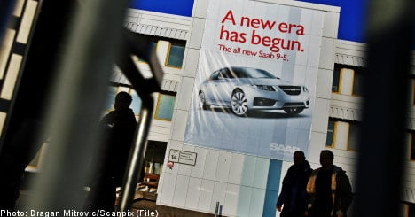 Chinese firms reveal Saab profit ambitions