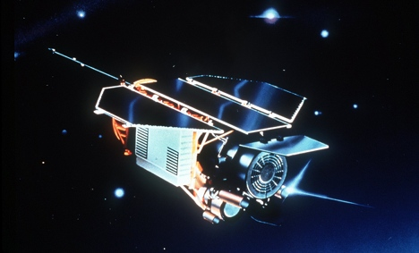 Satellite set to crash to earth in coming weeks