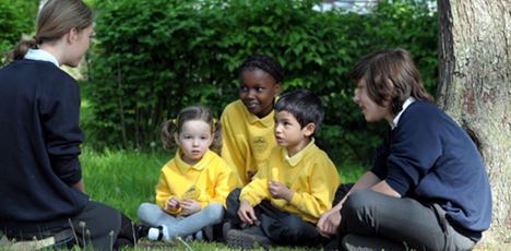 British school in Berlin gives students a head start