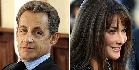 Bruni-Sarkozy daughter to be called Giulia