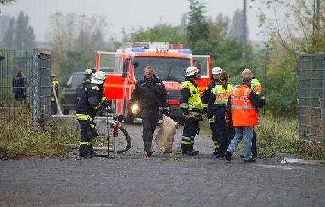 More incendiary devices found in Berlin