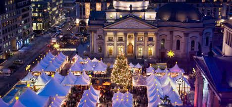 Christmas Markets, Celebrations and Events in Europe