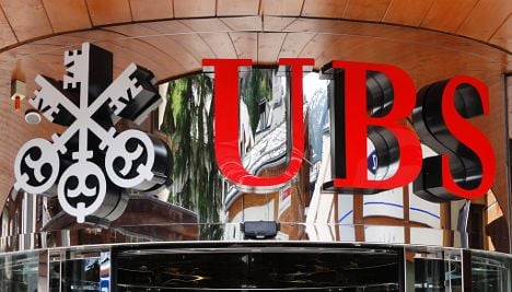UBS rallies after rogue trade losses