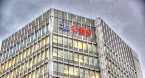 Two more UBS officials resign over rogue trading