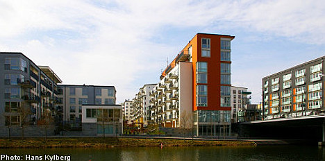 Massive increase in flats for sale