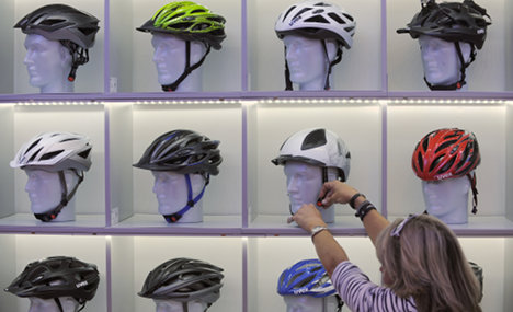 Ramsauer: helmet law for cyclists could be inevitable