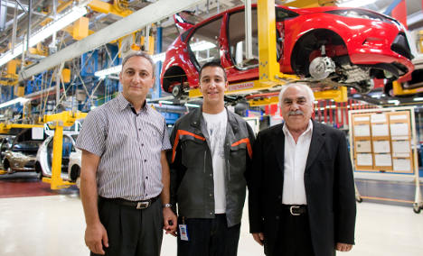 Turkish, German or both? 'Guest worker' families have everything
